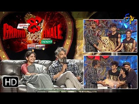Video Dhee Jodi | 21st June 2017 | Grand Finale | Full Episode | ETV Telugu download in MP3, 3GP, MP4, WEBM, AVI, FLV January 2017