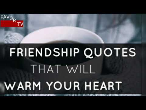 Quotes on friendship - FRIENDSHIP QUOTES THAT WILL WARM YOUR HEART  #QUOTESKINGDOM