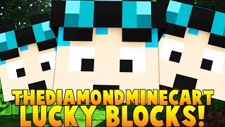 DANTDM YOUTUBER BLOCK MOD CHALLENGE (Minecrafter Mod) | Minecraft - YouTuber Block Mod
