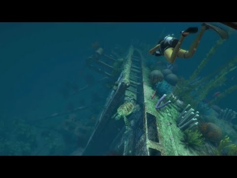 World of Diving Early Access Trailer