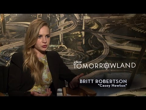 Tomorrowland Tomorrowland (IMAX Featurette)