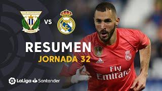Video Resumen de CD Leganés vs Real Madrid (1-1) MP3, 3GP, MP4, WEBM, AVI, FLV April 2019