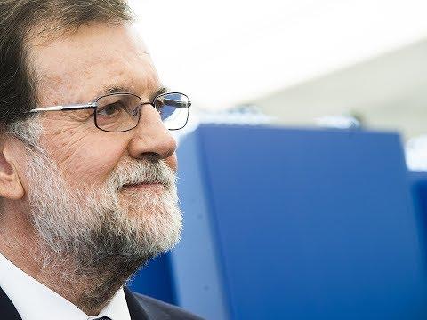 Rajoy tras declarar: