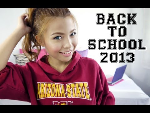 Back To School Make Up 2013 (College/Uni) ♡