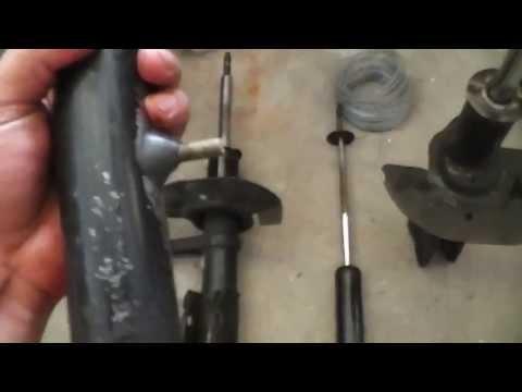 reconstruir amortiguadores (recargables)