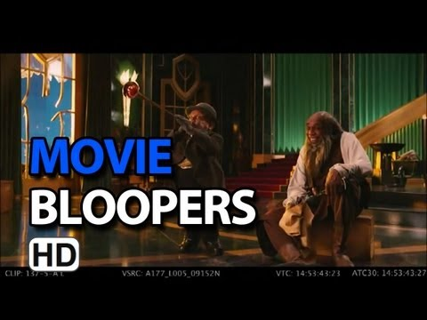 Oz the Great and Powerful (2013) Bloopers Outtakes Gag Reel