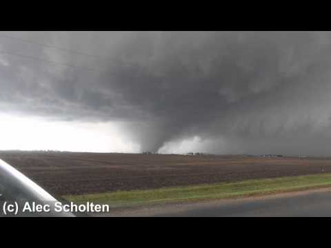 November 17th 2013 Washington, Peoria, Pekin, Roanoke, IL Large, Violent EF-4 Tornado