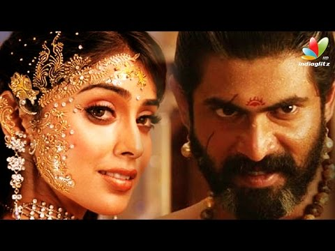 Bahubali 2 - Shriya becomes the wife of Rana