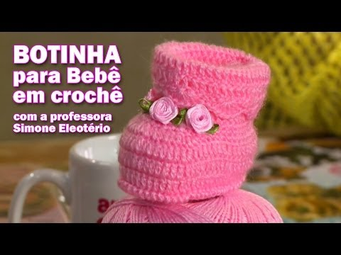 05/06/2014 - Professora Simone (Sapatinho de Bebê)