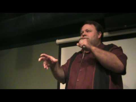 TU Wesley Foundation - Comedian Dan McGowan (11-06-09) 1/2