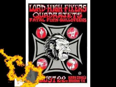 The Quadrajets - Punkinheaded motherfucker