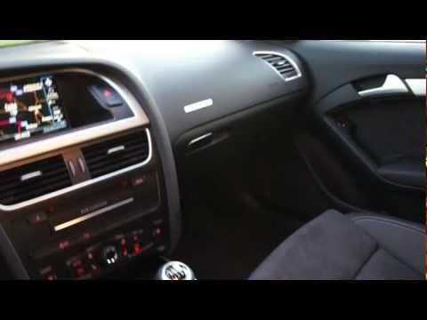 AUDI A5 SLine Quattro 2011 – Full Exterior & Interior