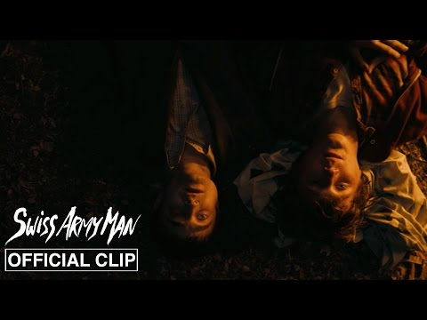 Swiss Army Man (Clip 'You Don't Fart')