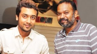 Venkat Prabhu to Direct Surya after Biriyani