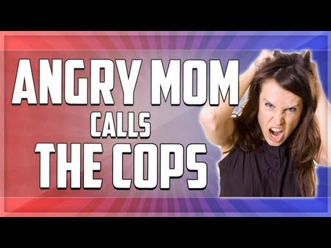 Angry Mom Trolled & Calls The Cops!! (HUGE FREAK OUT)