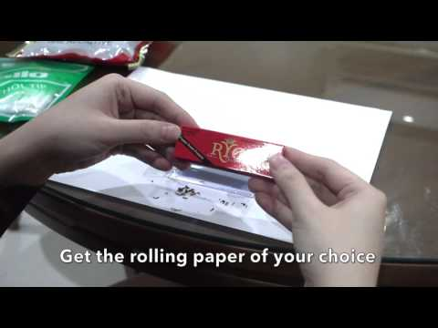 How to Use the RYO Rolling Machine to Roll Your Own Cigarettes