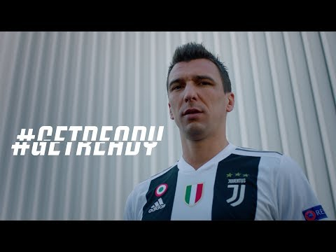 #GETREADY | UEFA Champions League: Atlético Madrid vs Juventus - Thời lượng: 50 giây.