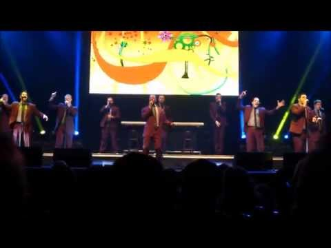 Straight No Chaser – HappyHour Tour Happy - Red Bank NJ 11-28-14
