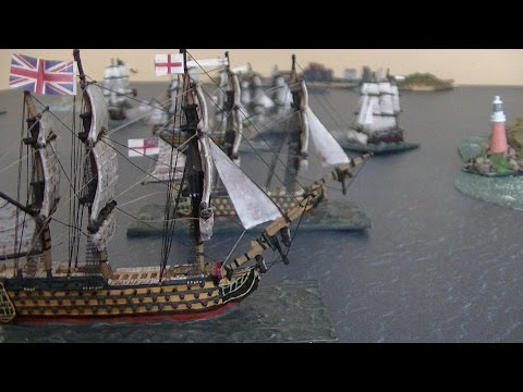 Age of Sail Wargame