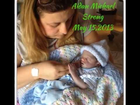 Aidan Michael Stillborn 33 weeks May 15 2013