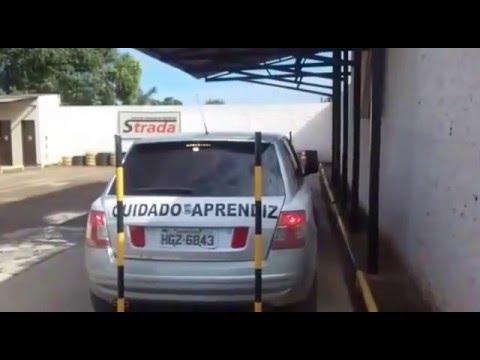 Baliza Auto Escola Estrada - Porto Velho-RO