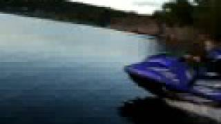 5. Sea Doo GTI SE  Yamaha GP1300R flatwater run