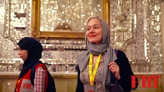 Video The FIFF International Guests Sightseeing: A Walk around Old Tehran MP3, 3GP, MP4, WEBM, AVI, FLV Agustus 2018