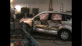 Mitsubishi Outlander | 2010 | Side Crash Test | NHTSA | CrashNet1