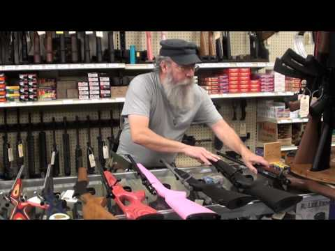 Options for your child's first firearm