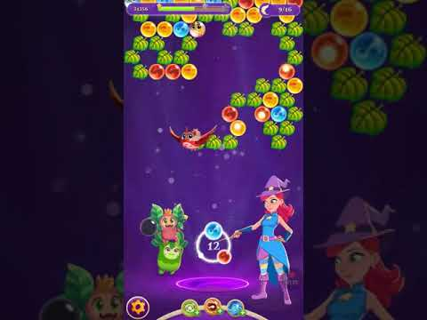 Bubble Witch 3 Saga Level 1114 No Boosters