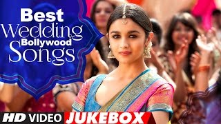 Best Wedding Bollywood Songs 2016 Jukebox | Sangeet Dance Hits  | Wedding Dance Songs - 2016