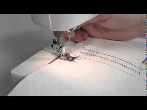 Как шить машинкой brother