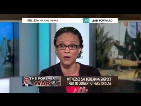 MSNBC's Melissa Harris-Perry: Muslim Beheading In Oklahoma Is 'Workplace Violence'