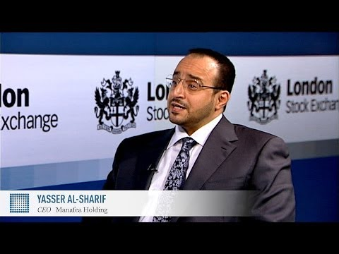 Yasser Al-Sharif on Saudi investment