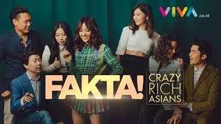 Video 5 Fakta Film Crazy Rich Asians, Nomor 2 Gak Nyangka!! MP3, 3GP, MP4, WEBM, AVI, FLV November 2018