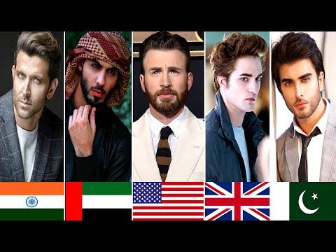 Top 10 Handsome Men In The World★2020