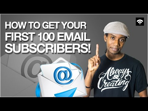 How to get email list