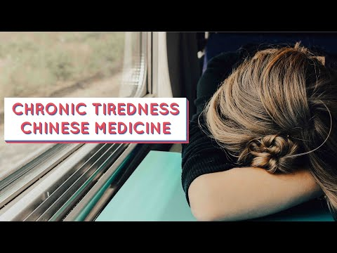 Chronic fatigue and acupuncture