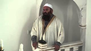 Tregime Kuranore - Hoxhë Bekir Halimi - Hutbe (Xhamia Fetah Efendi)