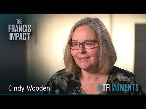 <strong>#TFImoments:</strong> Cindy Wooden on the evolution of papal press conferences