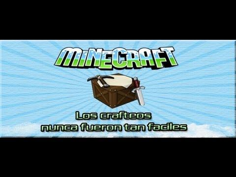 30 min de crafteos en minecraft para principiantes