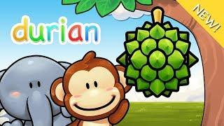 Lagu Anak Indonesia | Durian