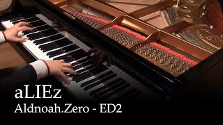 Video aLIEz - Aldnoah.zero ED 2 [Piano] MP3, 3GP, MP4, WEBM, AVI, FLV Juni 2018