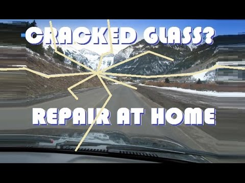 , title : 'Repair a Cracked Windshield AT HOME!'