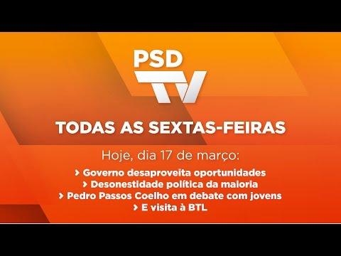 PSD@TV 228ª Edição
