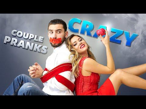 CRAZY Couple pranks (Music Video) by La-La-Life
