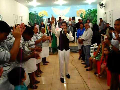 Cantor Luiz Carlos em Tartarugalzinho - AP