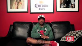 Prodigy From Mobb Deep Talks About Tupac (September 2012)
