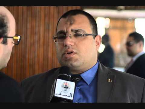 عبدالرحيم: نقابة كفر الشيخ تعاني من قلة الموارد