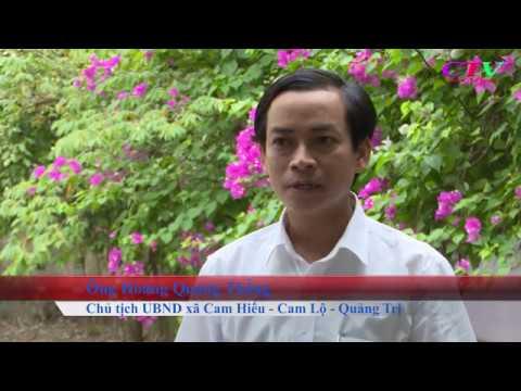 Những làng quê NTM ở Cam Hiếu